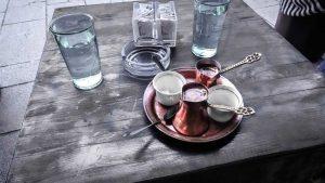Sarajevo Bascarsija Bosnia Turkish Coffee
